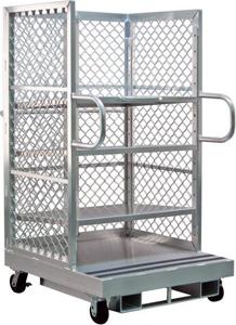 Order Picker Platform Carts